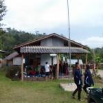 ministère dans le villages